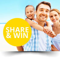 Regent Holiday share and win